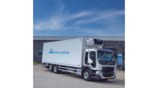 KLM Catering, 5x Volvo FE250 6x2, VGTC Almere