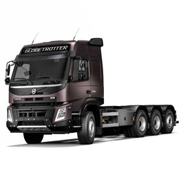 Volvo FMX Unlimited Edition | Nieuwe Volvo-trucks
