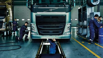 Genuine Volvo Service - Vehicle Care - Volvo Trucks Services