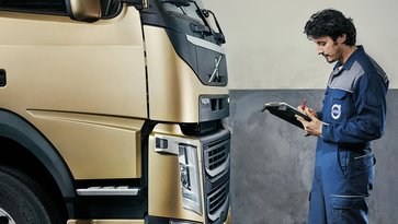 Onderhoudsplanning - Vehicle Care - Volvo Trucks Services