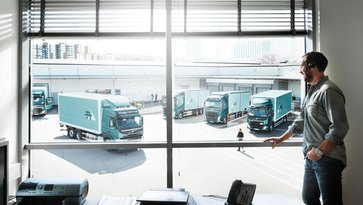 Volvo-servicecontracten - Vehicle Care - Volvo Trucks Services