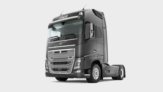 Volvo FH16 standkoeling