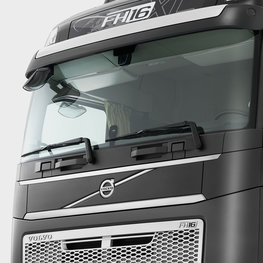 Volvo FH16 cabinespecificaties