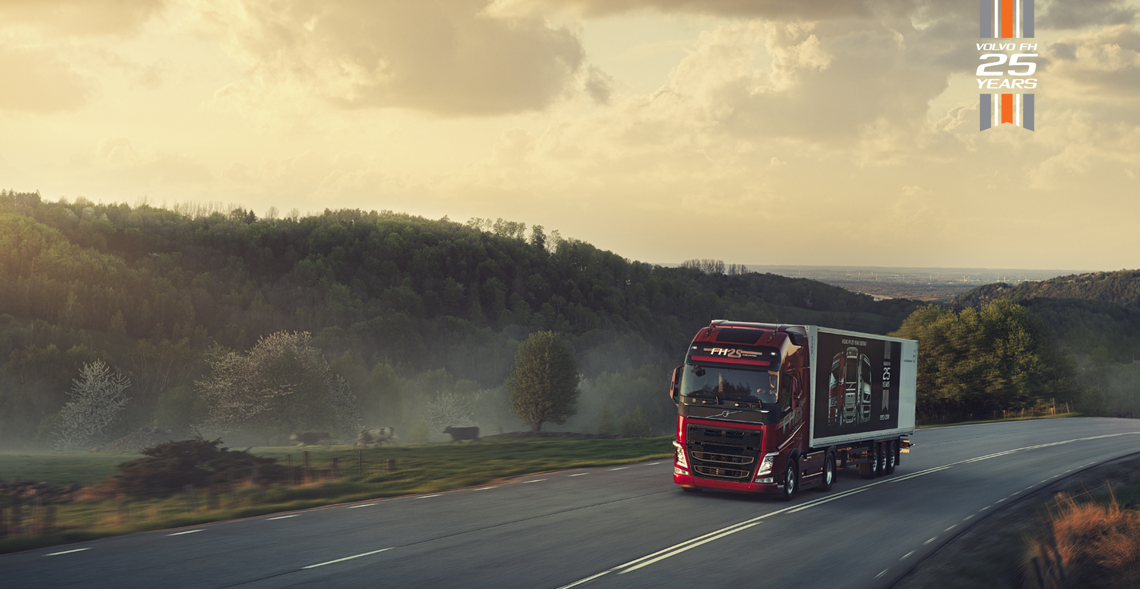 Volvo FH 25 Year Special Edition | Volvo Trucks