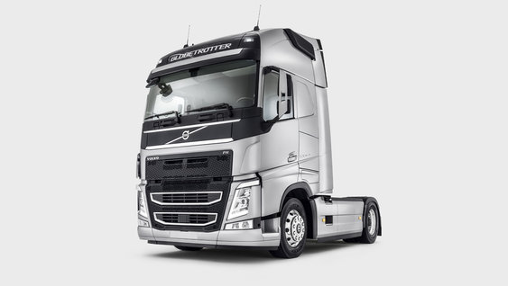 Volvo FH standkoeling