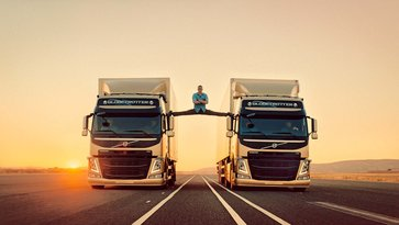 Volvo Dynamic Steering met Stability Assist